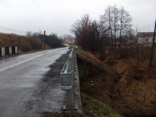 Obiekt mostowy przed przebudową